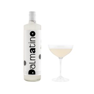 Dalmatino White Limoncello Liqueur Liker NIMCO
