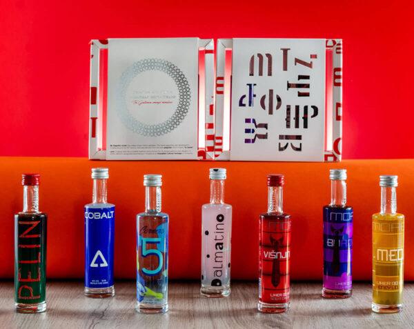 Shop at Nimco Brands & Liqueurs Croatian Miniatures 2